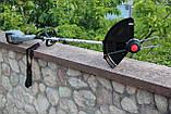 Акция ! Бесщеточный аккумуляторный  триммер PowerWorks  60V (GreenWorks 60 V )  с АКБ 2.5Ah и ЗУ PD60LTK25, фото 6