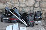 Безщітковий тример акумуляторний PowerWorks 60V (GreenWorks 60 V ) з АКБ 2.5 Ah і ЗУ PD60LTK25, фото 4