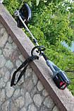 Безщітковий тример акумуляторний PowerWorks 60V (GreenWorks 60 V ) з АКБ 2.5 Ah і ЗУ PD60LTK25, фото 7