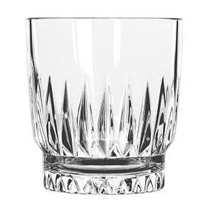 Стакан для напитков 250 мл. низкий, стеклянный Winchester Rocks, Libbey