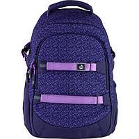 Підлітковий Рюкзак для дівчинки Kite K21-2576L-1 44*30*21 см, фото 1