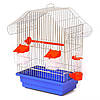 ЛОРИ Клетка для птиц Малый Китай цинк 280*180*400