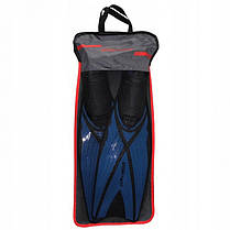 Ласти SportVida SV-DN0005-XS Size 36-37 Black/Blue, фото 3