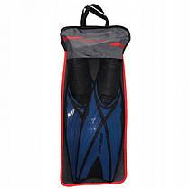 Ласты SportVida SV-DN0005-XS Size 36-37 Black/Blue, фото 3