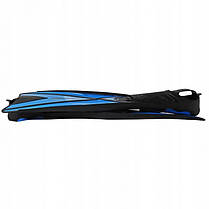 Ласты SportVida SV-DN0005-XS Size 36-37 Black/Blue, фото 2