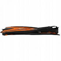 Ласти SportVida SV-DN0006-M Size 40-41 Black/Orange, фото 3