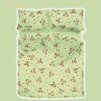 Одеяло шерстяное стеганное   детское 100 х 140 ВИЛЮТА (VILUTA) ОД 7501з