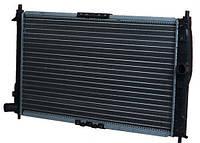 Радиатор основной Daewoo Lanos Део Деу Ланос с кондиционером 96182261 Аврора 17479