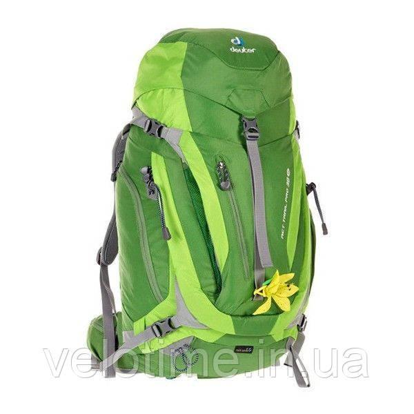 Рюкзак Deuter ACT Trail PRO 38 SL  (emerald-kiwi)