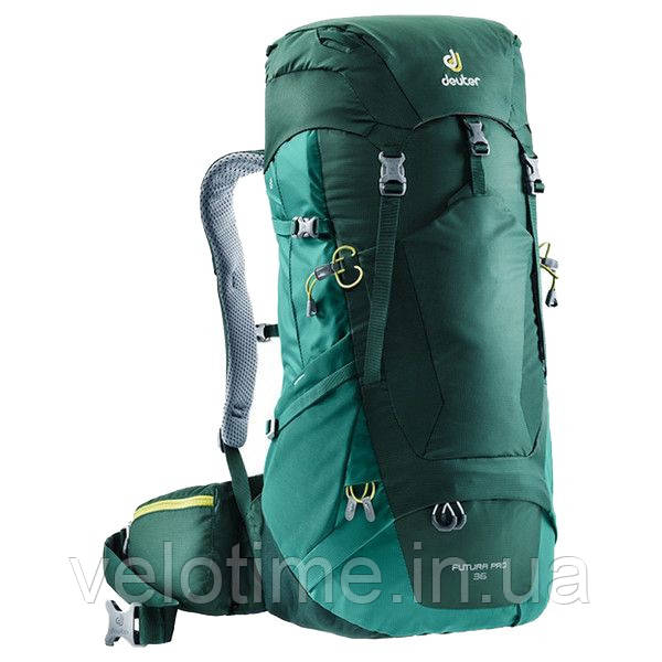 Рюкзак Deuter Futura PRO 36 (forest-alpinegreen)