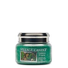 Свеча Village Candle Кардамон кипарис 262г время горения до 55 часов, КОД: 2453197