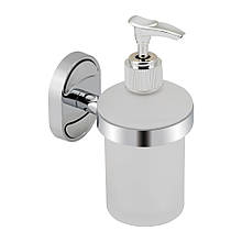Дозатор для жидкого мыла Lidz (CRM) 114.02.02