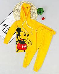 Спортивный детский костюм для мальчика или девочки Mickey Mouse