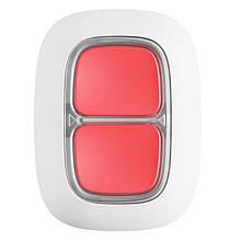 Екстрена кнопка Ajax DoubleButton White 20850.79.WH1