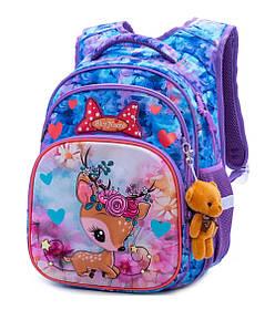 Рюкзак школьный для девочек SkyName R3-230