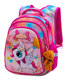 Рюкзак школьный для девочек SkyName R2-175
