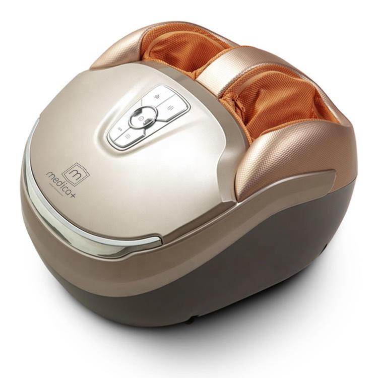 Масажер для ніг MEDICA+ FOOTMASS 5.0 вібраційний масаж