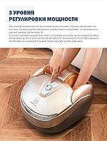 Масажер для ніг MEDICA+ FOOTMASS 5.0 вібраційний масаж, фото 9