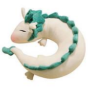 Мягкая игрушка Дракон Хаку. Мягкая игрушка Дракон 30 см. Плюшевый Хаку из мультфильма Унесенные призраками.