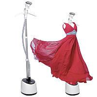 Вертикальный отпариватель для одежды LEXICAL LSR-1201 1800W, 4 уровня настройки пара, Отпариватели