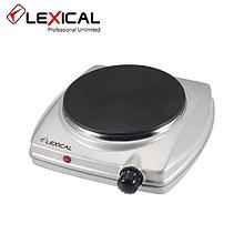Электрическая настольная плита  LEXICAL LHP-2701 одноконфорочная, 5 температурных режимов 1500W, Последнее