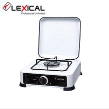 Настольная газовая плита LEXICAL LGS-2811-1 одноконфорочная  2.2KW, Последнее поступление