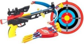Набор арбалет с прицелом, 3 стрелы и мишень KingSport 35881К(М 0010), фото 2