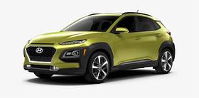 Hyundai Kona 2017-