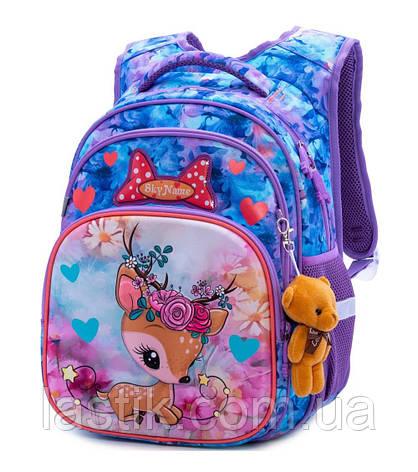 Рюкзак школьный для девочек SkyName R3-230, фото 2