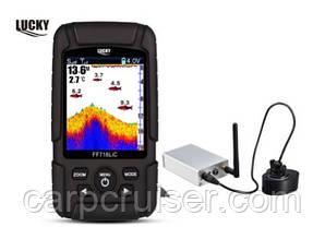Fishfinder FF718LI-W-EU-Європейська багатомовна версія продаж в Україні