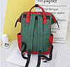 Каркасний трансформер сумка-рюкзак Кольоровий, фото 6
