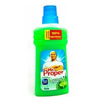 Mr.PROPER «Бодрящий лайм и мята» Моющее средство для полов и стен 500 мл