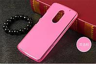 TPU чехол для Lenovo Vibe X3 розовый