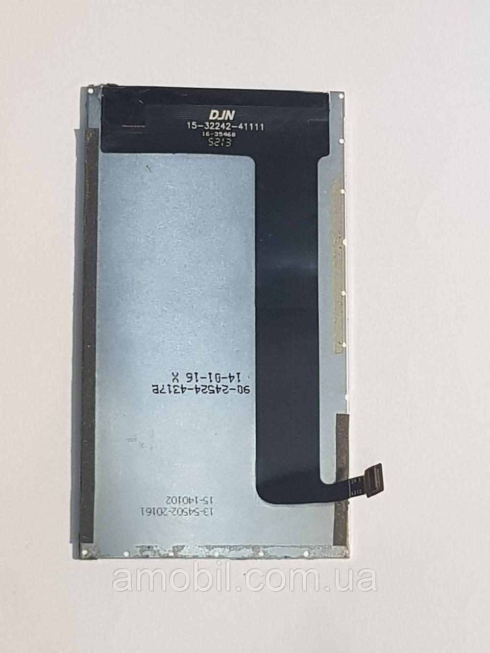 Дисплей Fly IQ4404 (24 pin) orig б.у