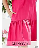 Женское яркое летнее платье №2272, фото 2