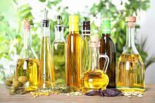 Масло оливковое и растительное