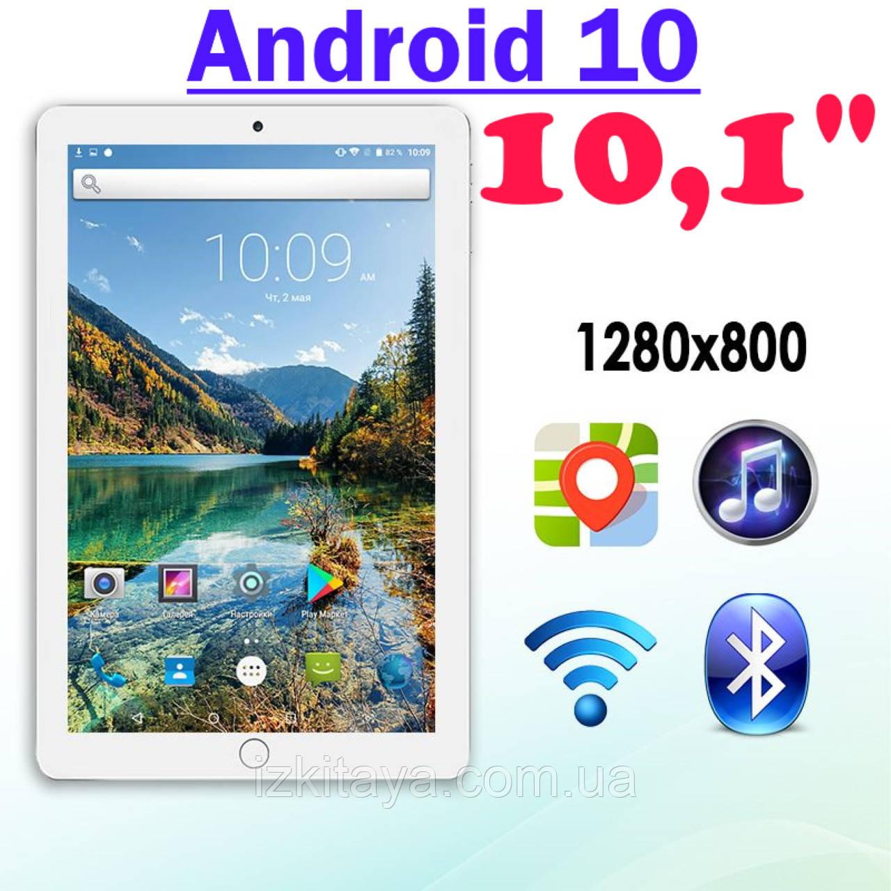 """Ігровий планшет телефон 10,1 """"2Sim 8 ядер 3GB \ 32Gb Android для фільмів ігор і інтернету + підписка Sweet TV"""