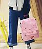 Вместитеьный тканевый рюкзак Кошка, фото 5