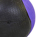 М'яч медичний медбол Record Medicine Ball C-2660-2 2 кг, фото 4