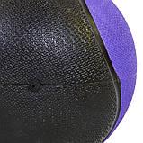 Мяч медицинский медбол Record Medicine Ball C-2660-3 3кг, фото 4