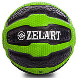 М'яч медичний медбол Zelart Medicine Ball FI-0898-2 2 кг, фото 2