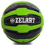 Мяч медицинский медбол Zelart Medicine Ball FI-0898-2 2кг, фото 2