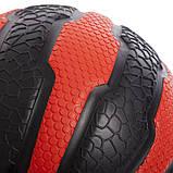 М'яч медичний медбол Zelart Medicine Ball FI-0898-5 5кг, фото 3