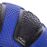 М'яч медичний медбол Zelart Medicine Ball FI-0898-9 9кг, фото 3
