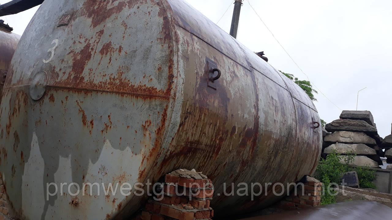 Резервуар, місткість, бочка, цистерна з під ПММ на 25 м. 3.