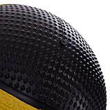 М'яч медичний медбол Medicine Ball FI-2824-1 1кг, фото 3