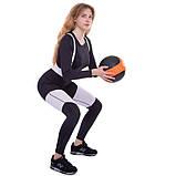 М'яч медичний медбол Medicine Ball FI-2824-3 3 кг, фото 6