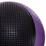 Мяч медицинский медбол Medicine Ball FI-2824-5 5кг, фото 3