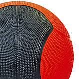 Мяч медицинский медбол Zelart Medicine Ball FI-5121-3 3кг, фото 3
