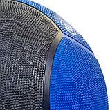 Мяч медицинский медбол Zelart Medicine Ball FI-5121-9 9кг, фото 3